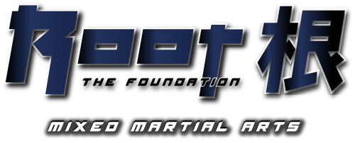 Root MMA Logo with subtext